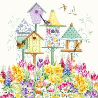 Papierowe Serwetki Bird Box