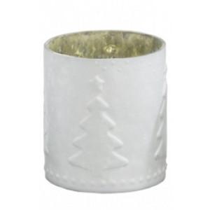 Świecznik White Xmas Tree Bastion Collections