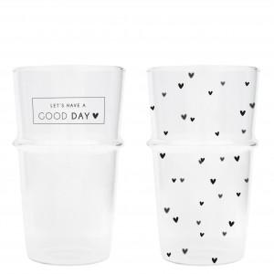 Szklanka do Latte Good Day Bastion Collections