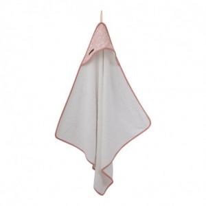 Bawełniany Ręcznik Adventure Pink Little Dutch