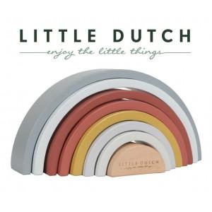 Drewniana Tęcza Pure & Nature Little Dutch