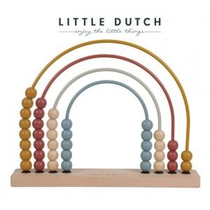 Metalowe Liczydło Pure & Nature Little Dutch