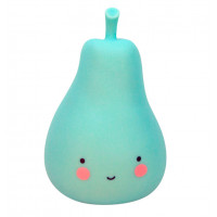 Lampka Mini Pear Blue A Little Lovely Company