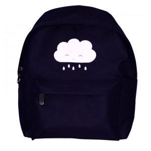Plecaczek Cloud Black A Little Lovely Company
