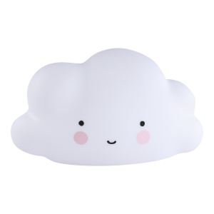 Lampka Mini Cloud White A Little Lovely Company