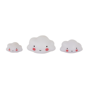 Klocki Mini Clouds A Little Lovely Company