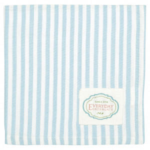 Serwetka Alice Stripe Pale Blue Green Gate