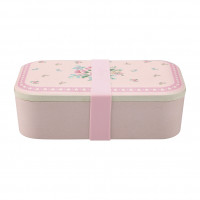 Lunchbox Nicoline Pale Pink Green Gate