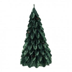 Świeczka Christmas Tree Dark Green Green Gate