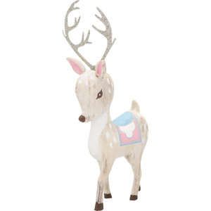 Sarenka Bambi White L Green Gate