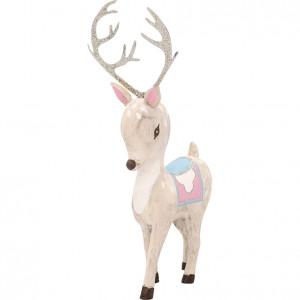 Sarenka Bambi White S Green Gate