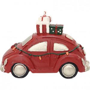 Świeczka Car Red Small Green Gate