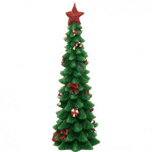 Świeczka Christmas Tree Green Small Green Gate