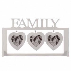 Ramka Serduszka FAMILY