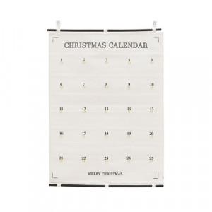 Kalendarz Adwentowy 25 DAYS TILL CHRISTMAS House Doctor