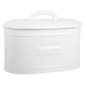 Ceramiczny Chlebak Biały Ib Laursen