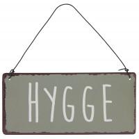 Metalowa Tabliczka Hygge NEW Ib Laursen