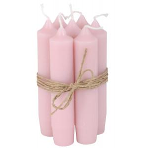 Różowa Świeczka Ib Laursen