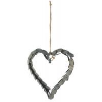 Serce Metalowe Do Zawieszenia Ib Laursen