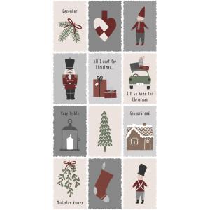 Papierowe Serwetki Nostalgic Christmas Ib Laursen