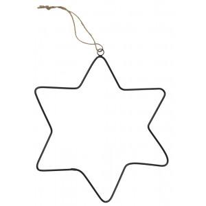 Metalowa Gwiazda Do Zawieszenia Ib Laursen