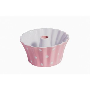 Forma Do Pieczenia Babki Pink Dots Isabelle Rose