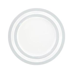 Talerz Obiadowy Stripes Grey Krasilnikoff