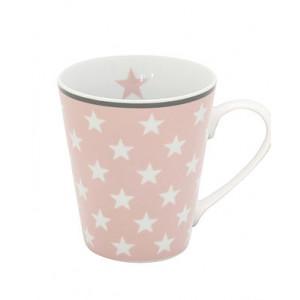 Kubek Pink Star Krasilnikoff
