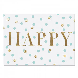 Pocztówka Happy Krima&Isa