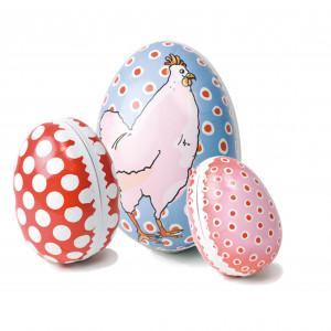 Zestaw Jajek Wielkanocnych Hen Krima&Isa