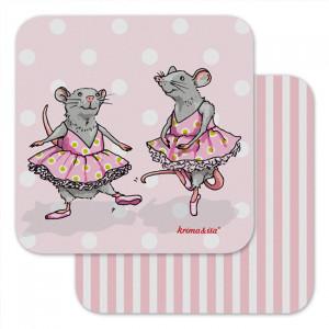 Podstawki Ballet Rat