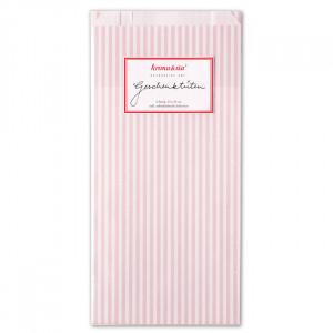 Torebki Papierowe Stripes Pink