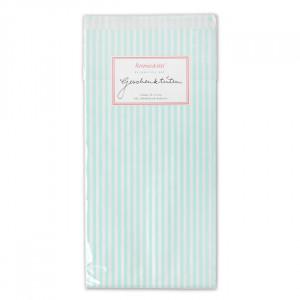Torebki Papierowe Stripes Mint