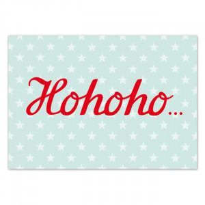 Pocztówka Hohoho