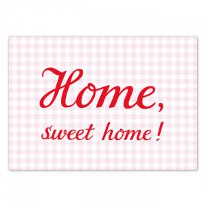 Pocztówka Home Sweet Home
