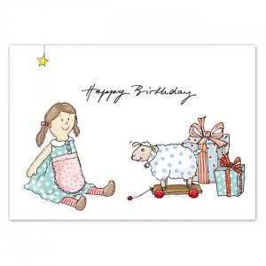 Pocztówka Birthday Toys
