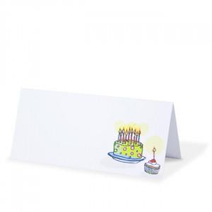 Kartki na Przyjęcie Birthday Cake