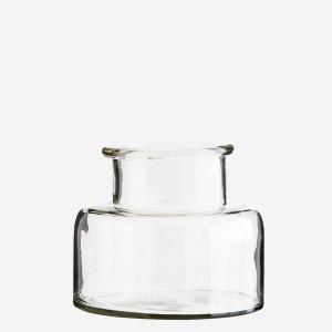 Wazon Szklany Z Recyklingu 16 Cm Madam Stoltz