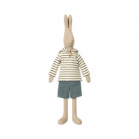 Królik Rabbit Sailor Off White Size 3 Maileg