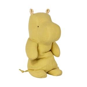 Hippo Safari Friends Medium Lime Yellow Maileg