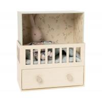 Królik W Pokoju Baby Rabbit Micro Maileg