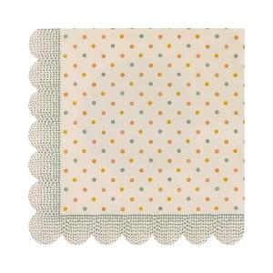 Papierowe Serwetki Multi Dots Maileg