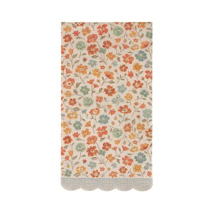 Papierowe Serwetki Flowers Maileg