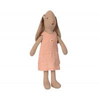 Królik Bunny Dress Rose Size 1 Maileg