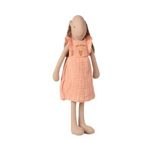 Królik Bunny Jumpsuit Rose Size 3 Maileg