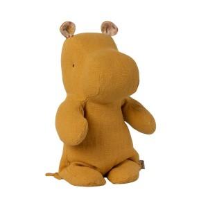 Hippo Safari Friends Small Dusty Yellow Maileg