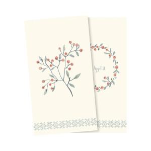 Papierowe Serwetki Winter Berries Maileg