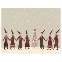 Kartka Świąteczna Pixies Maileg