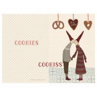 Kartka Świąteczna Pixy Cookiss Maileg
