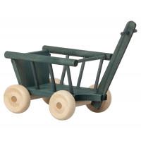 Drewniany Wagonik Wózek Petrol Micro Maileg